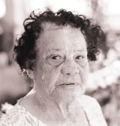 Maria Hercília Bueno, tia Ciloca, 1975. - Imagem: © Arquivo Nenê Velloso