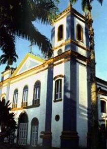 Igreja Exaltação da Santa Cruz - Foto: © Miguel Angel
